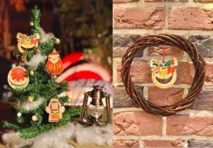 【倭物やカヤ】日本の季節の移ろいを楽しめるクリスマスアイテム