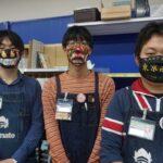【推しマスク】書店員の感染予防の一助として作成|講談社