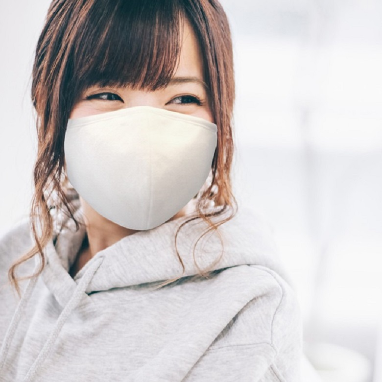 【天然竹繊維マスク】最高峰ナノ抗菌バンブーマスク|ほんのり温感・保湿マスク