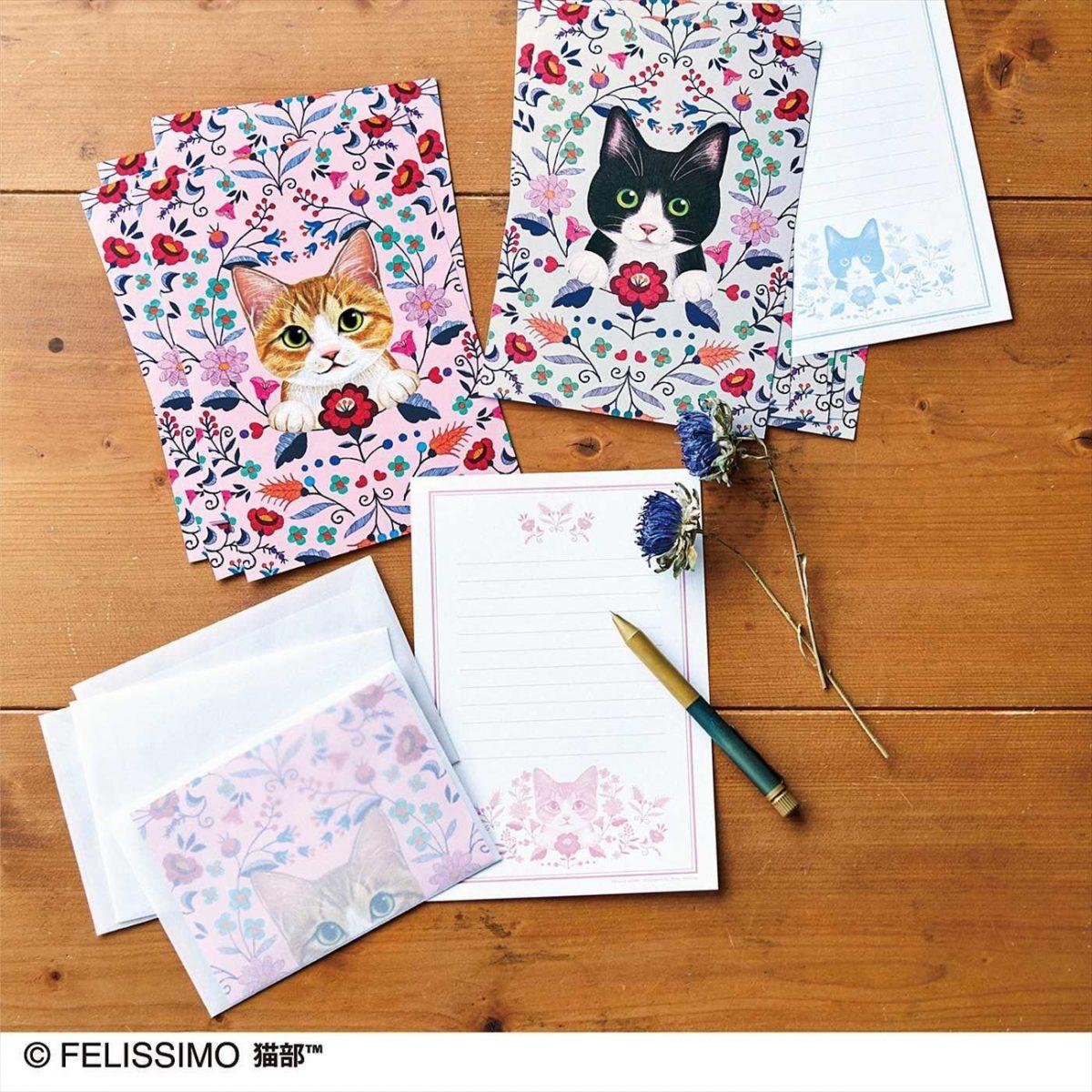 【愛猫家必見】猫ひげを楽しむためのアイテムが「フェリシモ猫部™」から新登場