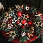 和のクリスマス|テーブル茶道教室、体験希望者募集中|カフェ・ド・Azur