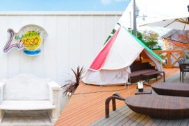 【淡路】愛犬と宿泊できるグランピング施設 ルッソ|カリコ岬にオープン