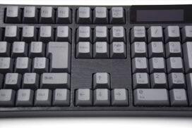【超便利】電卓とキーボードが合体した万能キーボード!|VARMILO