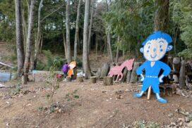 恒屋ニホンミツバチの森植樹祭中止|姫路市香寺町