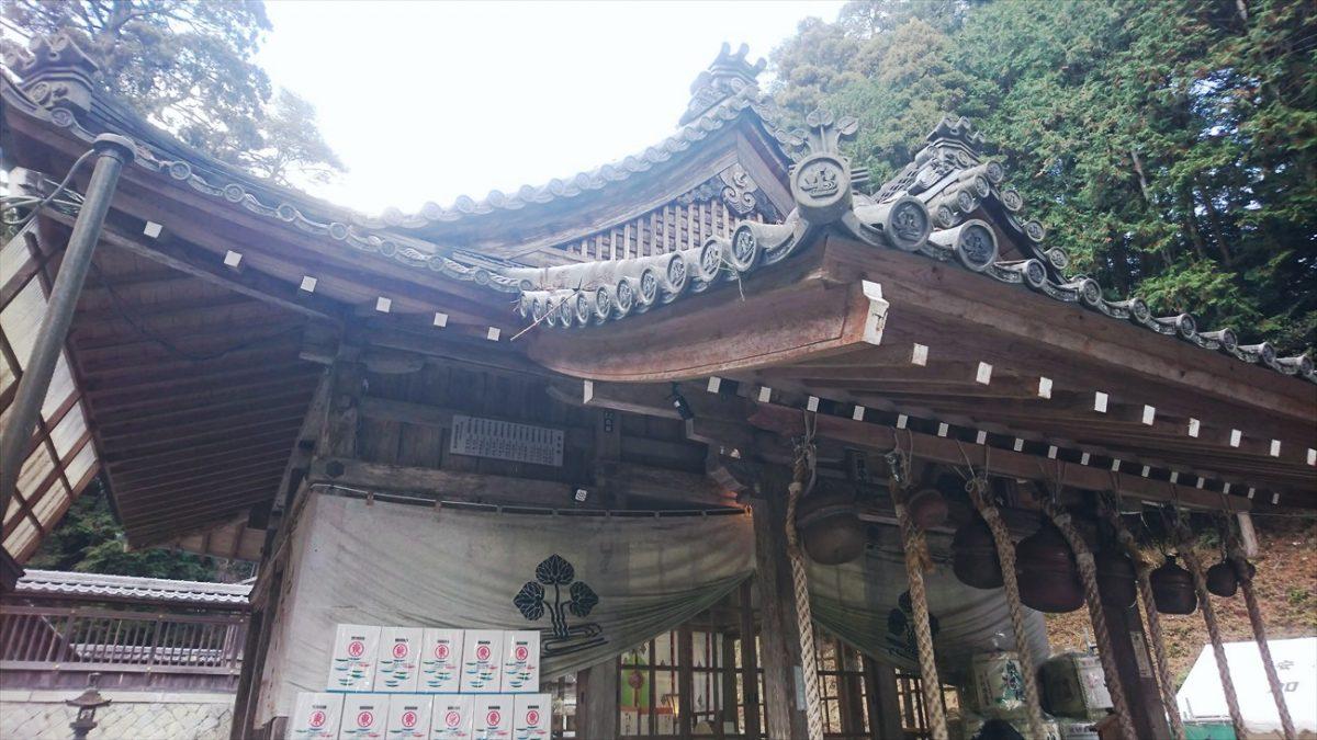 安志稲荷神社・加茂神社