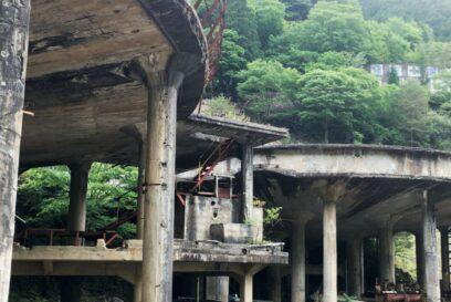 【朝来市】UVERworld 主題歌MVに神子畑選鉱場跡|映画『ブレイブ-群青戦記-』