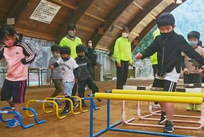 【市川町】子どもたちにカラダを動かす楽しさを。トップ選手に学ぶ2時間