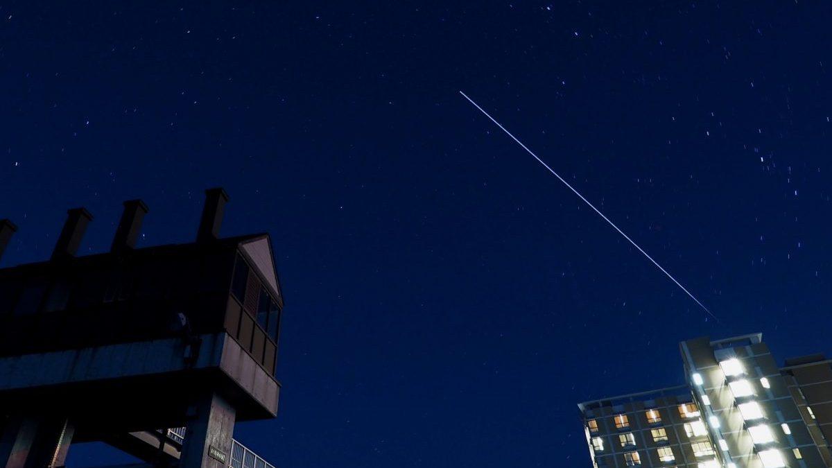 国際宇宙ステーション(ISS)「きぼう」を見よう|姫路周辺