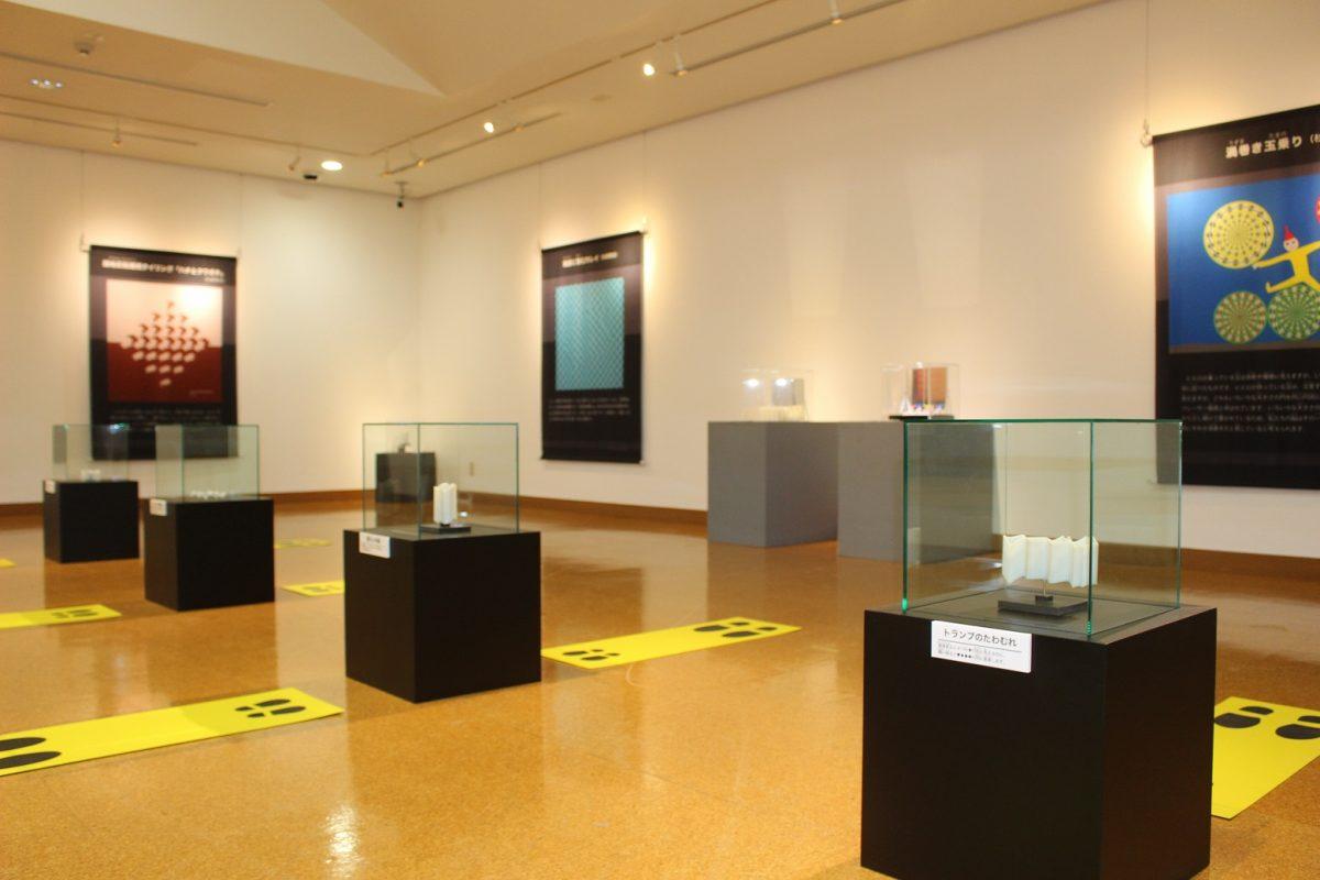 【朝来市】よーく見るとなんだか不思議 あさご錯覚の森美術館展