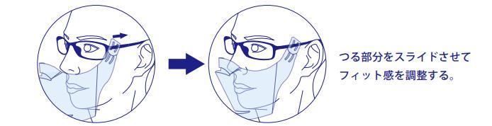 【Zoff】メガネ専用立体透明マスクがオンラインストア限定で発売