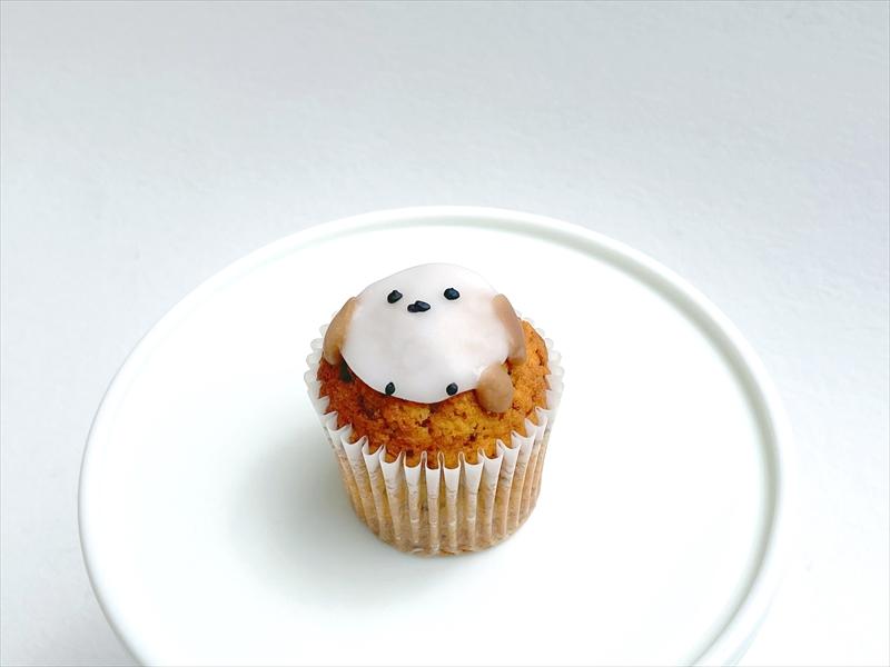 【可愛すぎて食べれない】シマエナガの新作カップケーキが4月限定で発売