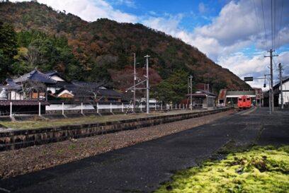 【竹田駅】紀行番組「鉄道ポスターの旅」に播但線 竹田駅 が登場