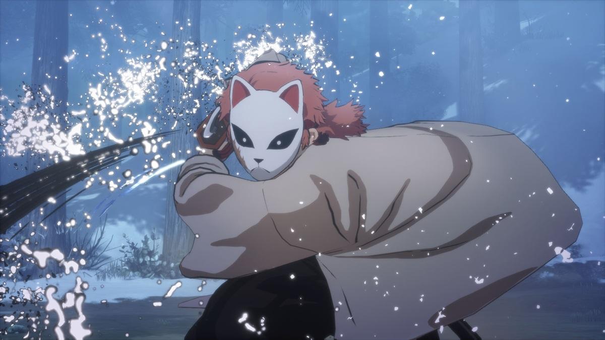 【鬼滅の刃】バーサスモードに錆兎&真菰が参戦 ヒノカミ血風譚