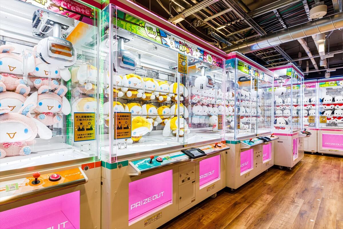 【神戸】namco三宮OS店|全ゲーム機「キャッシュレス対応」の映えスポットがオープン