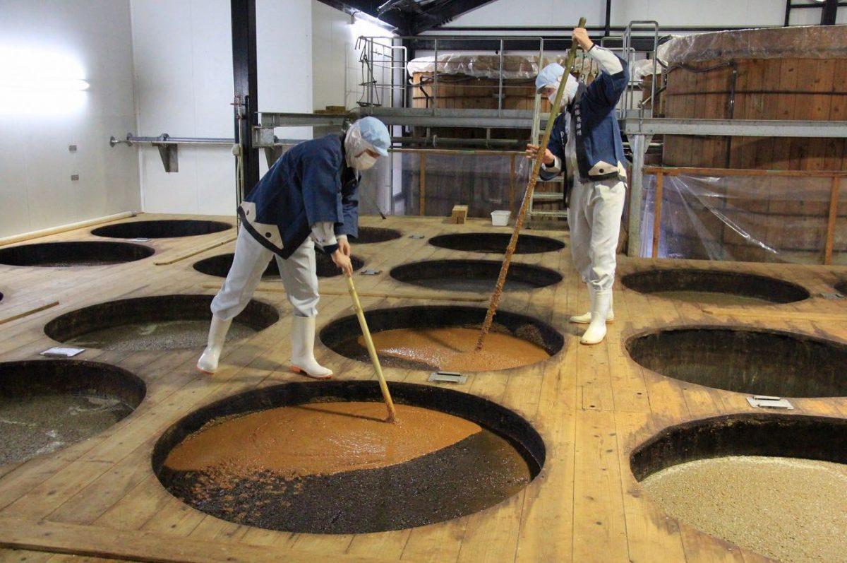 【おはよう朝日です】足立醸造が「ふるさとOHA Tuber」で紹介