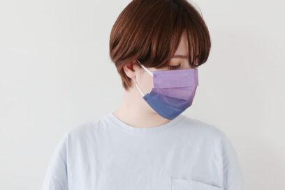 【ひんやり】夏に向けて。冷感COOLタイプの不織布マスクが予約開始!
