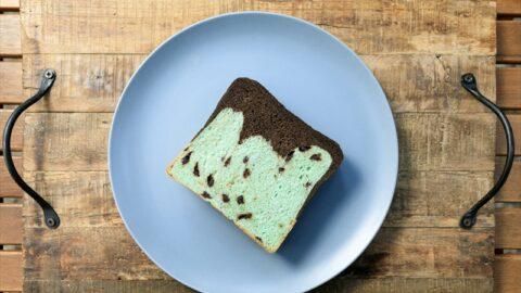 【チョコミン党必見】人気カフェのチョコミント食パンがオンラインで限定販売