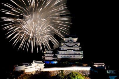 【ミライへカケル】姫路城周辺で打ち上げ花火!HIMEJI JC FESTIVAL 2021