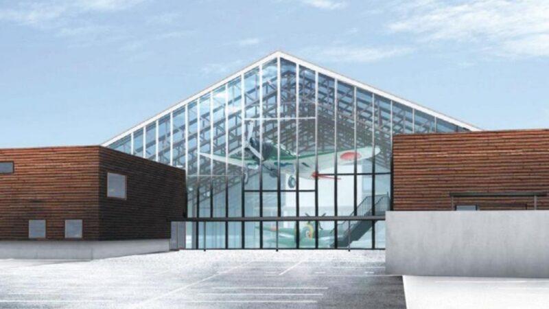 【加西市】鶉野飛行場跡に「sora かさい」地域活性化拠点施設、令和4年春開設
