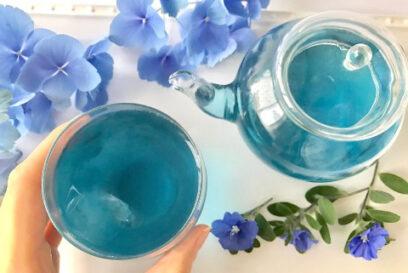 【きれい】見てるだけで涼しい、きらめく『青』の世界。おうちカフェにも ヴィレヴァン