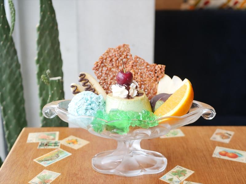 【チョコミン党必見】「旬゛喫茶トサボリパーラー」がチョコミント祭をスタート