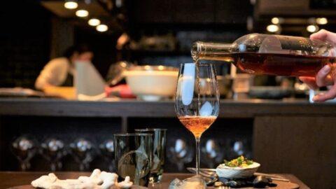 淡路「青海波 古酒の舎」で東北特産物とのコラボイベント