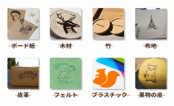 【LASERCUBE 100】デザインを好きなモノに刻印できる超小型レーザー彫刻機
