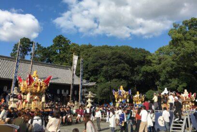 【福崎町】熊野神社秋季例大祭 2021中止|播州秋まつり