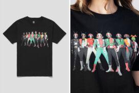 【グラニフ】『仮面ライダー』とのコラボレーションTシャツが登場