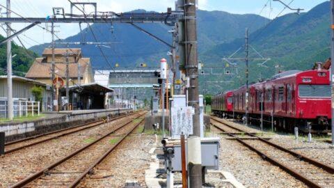 播但線 寺前駅
