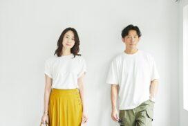 ローソンで「ナノ・ユニバース」抗菌防臭素材Tシャツを先行発売
