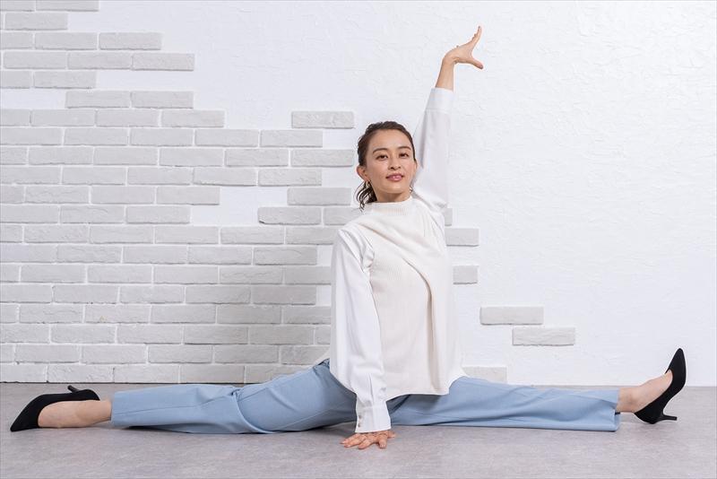 【田中理恵さん監修】ORiental TRaffic(オリエンタルトラフィック)から〈跳べるパンプス〉が発売