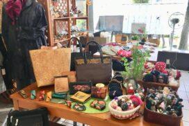 【市川町】観光交流センターで「手づくりギャラリー展」開催