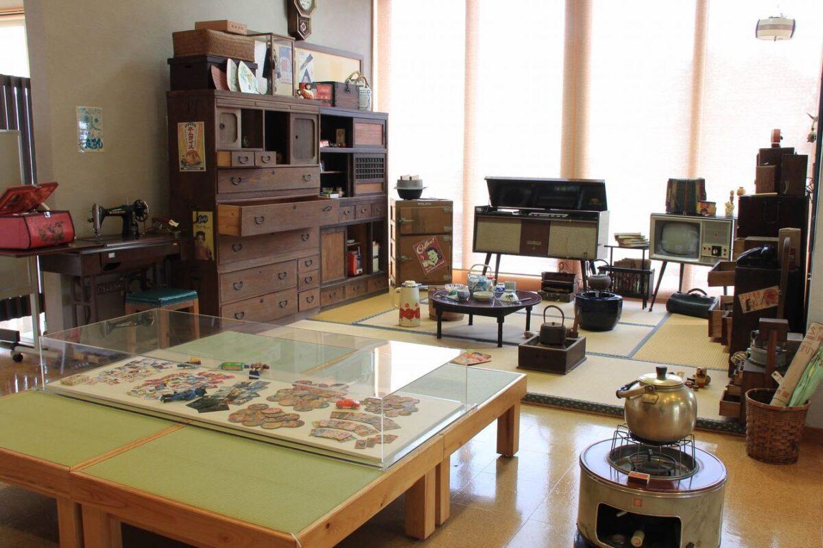 【多可町】6畳一間のスペースに、ありったけの昭和「昭和レトロ展」