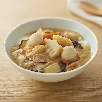 【無印良品】「食べるスープ」「ごはんにかける」シリーズに新商品が登場