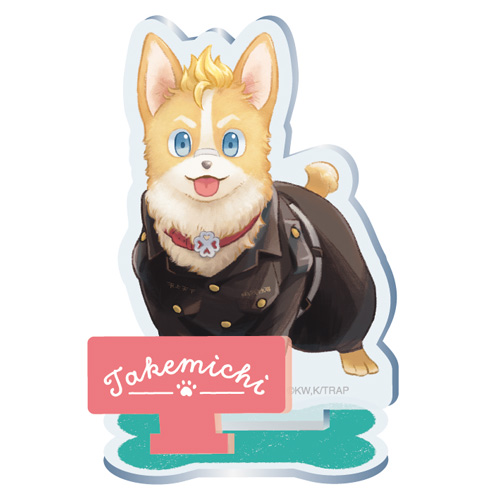 【東京リベンジャーズ】動物化した「どうぶつフォーゼ」シリーズが再販開始|ヴィレヴァン