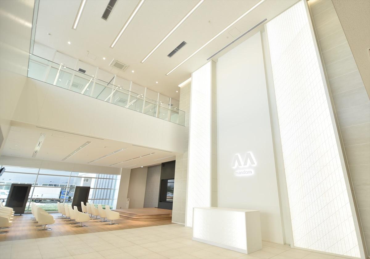 【福崎町】マンダム、福崎⼯場敷地内に新⽣産棟を竣⼯