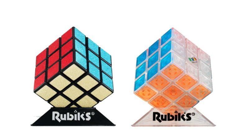 【イオン】限定デザインのルービックキューブ2種を再販