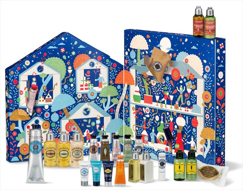 【ロクシタン】クリスマスまでカウントダウン。アドベントカレンダーが限定発売