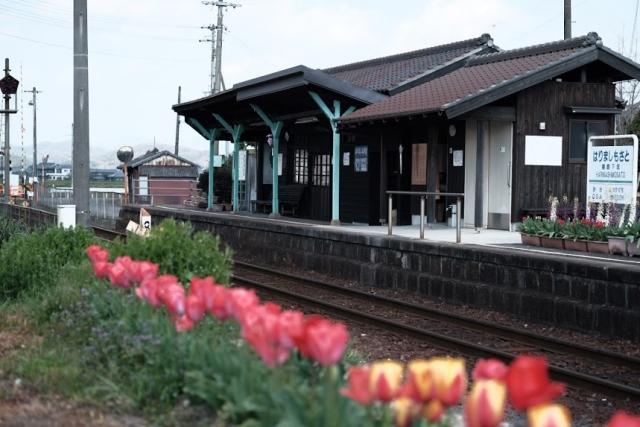北条鉄道 播磨下里駅