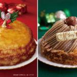 【ドトール】「クリスマスミルクレープ」と「クリスマス和栗のモンブラン」の予約を11月1日より開始